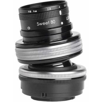 Lensbaby Composer Pro II with Sweet 80Optic for Sony E(中古良品)
