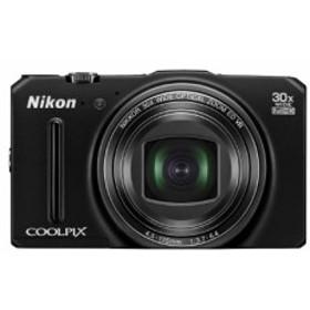Nikon デジタルカメラ S9700 光学30倍 1605万画素 プレシャスブラック S970(中古良品)