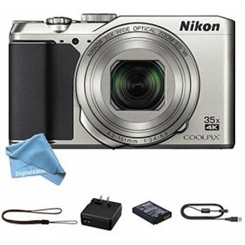 Nikon Coolpix a900デジタルカメラ(シルバー)(中古良品)