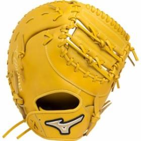 ミズノ(MIZUNO) ソフトボール グローブ エレメントフュージョンUMiX ナチュラル 1AJCS18420 47 【グラブ 捕手・一塁手兼用】