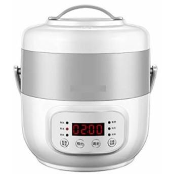 スマート ミニ炊飯器1-2-3 人がホーム寮小米炊飯器蒸し器電気圧力鍋ポータ (中古良品)