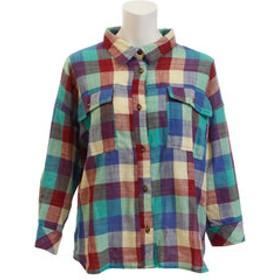 【Super Sports XEBIO & mall店:アウター】ワイドシャツ ジャケット 1857401L-6-BLU