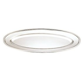 18-8 平渕魚皿 IKD 22インチ