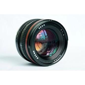 50mm f1. 4Large絞りPortraitマニュアルフォーカスカメラレンズfor Niko(新品未使用の新古品)
