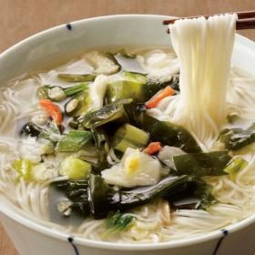 鳥菜にゅう麺 (8食セット) FG4340