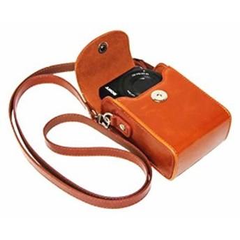 Herefind【全5色】高級合皮レザー マイクロ単カメラケース ショルダースト (新品未使用の新古品)