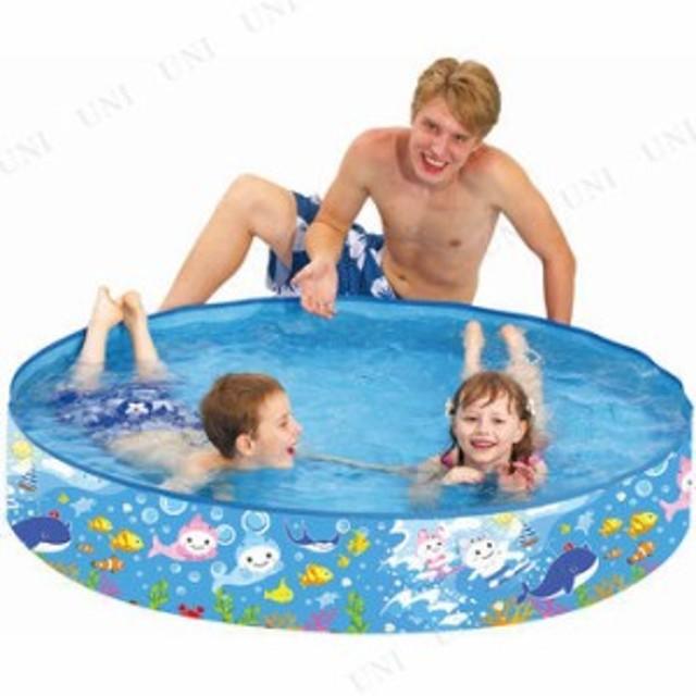 ウォールプール150cm DJ-13150 ビニールプール 小型 小さい 子供用 プール用品 ビーチグッズ 海水浴 水物 家庭用プール キッズプール 子