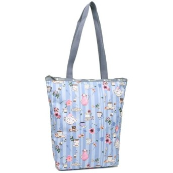LeSportsac レスポートサック DAILY TOTE TEA FOR TWO 2432 F105