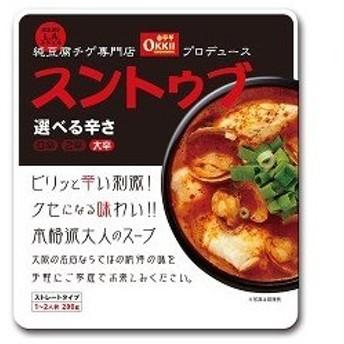 オッキー スントゥブスープ 大辛 ( 200g )
