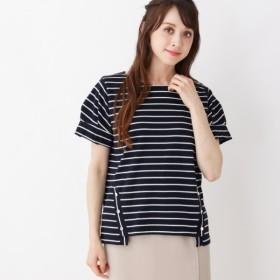 [マルイ]【セール】袖タック裾釦付きプルオーバー/グローブ(grove)