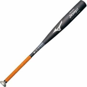 ミズノ(MIZUNO) グローバルエリート Jコング L1 硬式用バット 金属製 83cm 900g以上 ブラック 1CJMH11383 【野球 一般 硬式 バット 金
