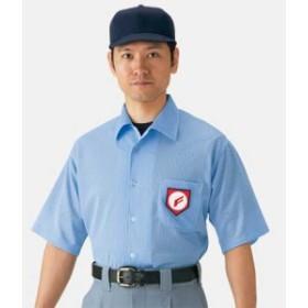 ミズノ(MIZUNO) 審判用 半袖シャツ 52HU2418 【野球 審判用 ウエア】