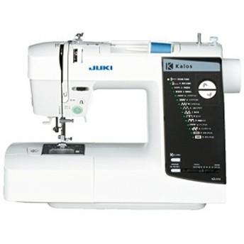 JUKI コンピューターミシン 『kalos』 ハードケース付き HZL-K10(新品未使用の新古品)
