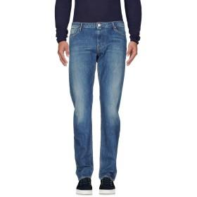 《期間限定セール開催中!》ARMANI JEANS メンズ ジーンズ ブルー 31W-34L コットン 98% / ポリウレタン 2%