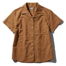 【Victoria L-Breath & mall店:アウトドア】ショートスリーブヒムルートシャツ NRW21956 CH