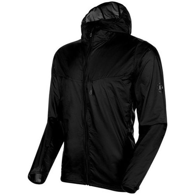 マムート(MAMMUT) メンズ ジャケット Convey WB Hooded Jacket AF Men ブラック 1012-00190 0001 アウトドアウェア 長袖 アウター カジュアル