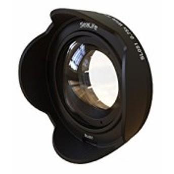 Sealife sl0510.75Xワイド角度変換レンズ52mm DCアダプターリング付きdc(新品未使用の新古品)