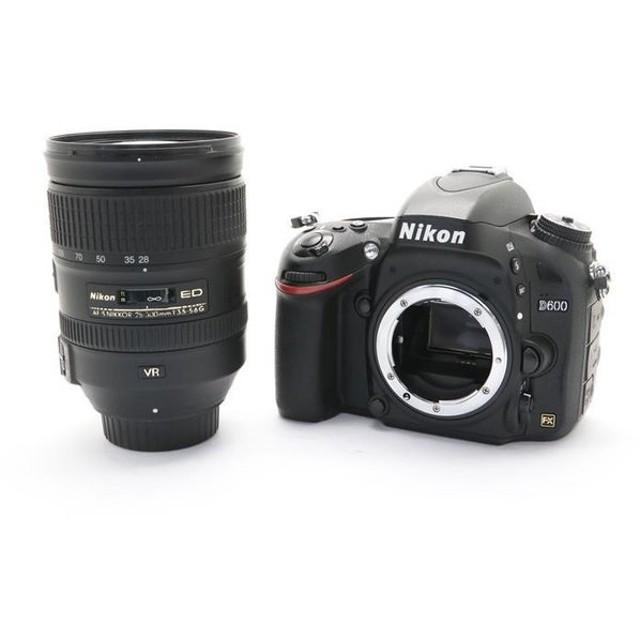 《並品》Nikon D600 28-300 VR レンズキット