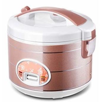 ミニ炊飯器ホームの旧式米炊飯器炊飯器小さな遅い炊飯器 1-2-3-4 人 4 L 電(中古良品)