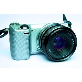 35mm f1.7大口径マニュアルフォーカスMF Prime Lens for Canon EOS m5m6(中古良品)