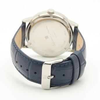 腕時計 - bright wrist Salvatore Marra サルバトーレマーラ腕時計 レトログラードウォッチ SM19105-SSBL