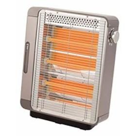 コイズミ 電気ストーブ 960/640/320W スチーム機能付 グレー KEH-0980/H(新品未使用の新古品)