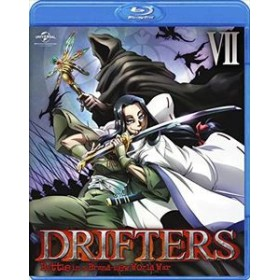 [Blu-ray] DRIFTERS 第7巻〈通常版〉