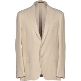 《セール開催中》PAL ZILERI CONCEPT メンズ テーラードジャケット ベージュ 50 麻 50% / ウール 46% / シルク 4%