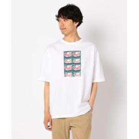 【50%OFF】 フレディアンドグロスター ビックシルエットTシャツ メンズ イエロー系5 L 【FREDY & GLOSTER】 【セール開催中】