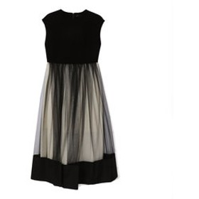 af059600b7811 中古  ベッツィージョンソン BETSEY JOHNSON ドレス サイズ0 XS ...