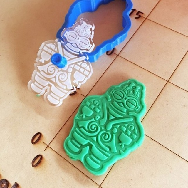 土偶 クッキーカッター