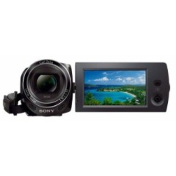 Sony HDR-CX230/B High Definition Handycam Camcorder with 2.7-Inch LCD (中古良品)