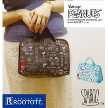 Rootote ルートート スパバッグ SNOOPY
