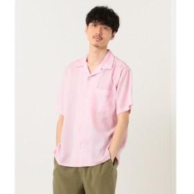 [マルイ]【セール】【洗える】カラーオープンカラー シャツ/シェアパーク メンズ(SHARE PARK MENS)