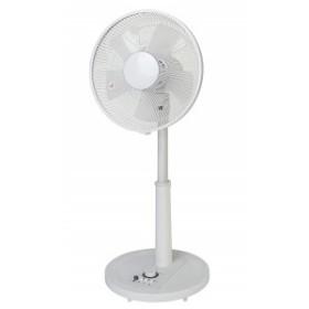 TEKNOS KI-1737-W [リビングメカ式扇風機]【あす着】