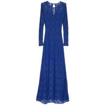 《セール開催中》SILVIAN HEACH レディース ロングワンピース&ドレス ブライトブルー S ナイロン 100%