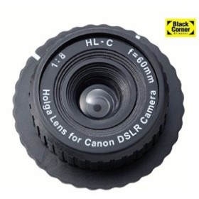 HOLGA キヤノン一眼レフカメラ用HOLGAレンズ【HL-C(BC)】(新品未使用の新古品)