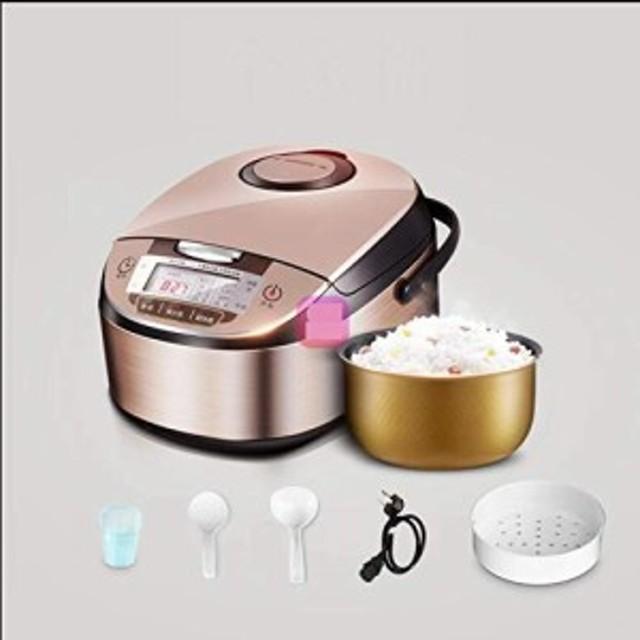 炊飯器遅い炊飯器ポット 4 L リットル スマート ミニ ホーム 2 6 人電気炊 (新品未使用の新古品)