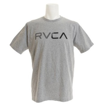 RVCA 【オンライン特価】 LINDER 半袖Tシャツ AJ041238 GRS (Men's)