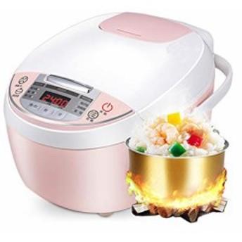 ミニ炊飯器 3 L スマート ホーム多機能炊飯器炊飯器マルチ使用可能圧力-ピ (中古良品)