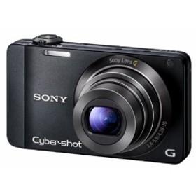 ソニー SONY デジタルカメラ Cybershot WX10 1620万画素CMOS 光学x7 ブラ (中古良品)