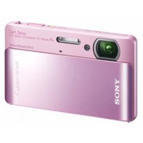 ソニー SONY デジタルカメラ Cybershot TX5 (1020万画素CMOS/光学x4/ピンク(中古良品)