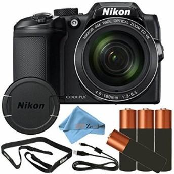 Nikon Coolpix b50016MP Point & Shootデジタルカメラ(小売包装)(中古良品)