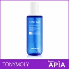 TONYMOLY (トニーモリー) - トニーラップ ACコントロール トナー (TONY LAB AC CONTROL TONER) [化粧水 180ml] 韓国コスメ