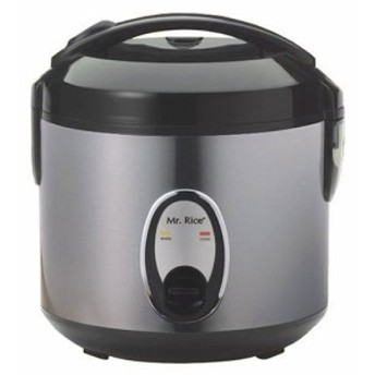 Sunpentown SC-0800S 4-Cup Stainless-Steel Rice Cooker by Sunpentown(新品未使用の新古品)