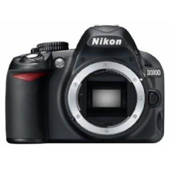 Nikon - D3100 SLR - Appareil photo numerique reflex - 14 megapixels mo(新品未使用の新古品)