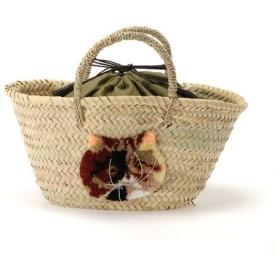 CAT IN DA HOUSE ! / CAT IN DA HOUSE!(キャットインダハウス)ペルシャかごバッグ