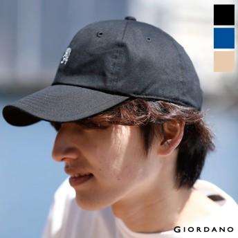 帽子全般 - GIORDANO [GIORDANO]コットンツイルアジャスターローキャップ
