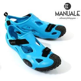 マヌアーレ All-Terrain SANDAL(オールテレイン サンダル) L ブルー