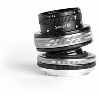 Lensbaby Composer Pro II with Sweet 80Optic for Nikon F(新品未使用の新古品)
